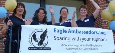 Some Eagle Ambassadors