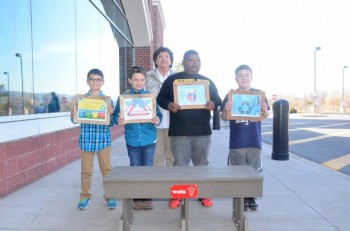 BEA Students Selected Among 12 Finalists for Recycling Poster Contest