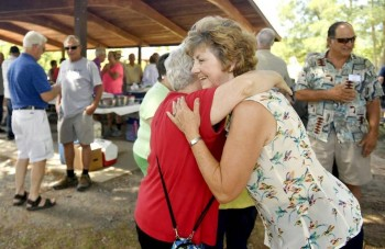 BEA Grads Share Memories in their Golden Years at 'Elder Eagle' Picnic