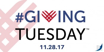 Giving Tuesday is Here!