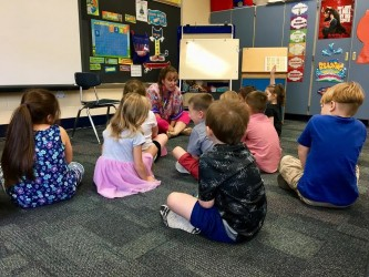 The School Year Kicks off with Kindercamp