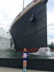 BEA Student's Book Recognized by Titanic Museum